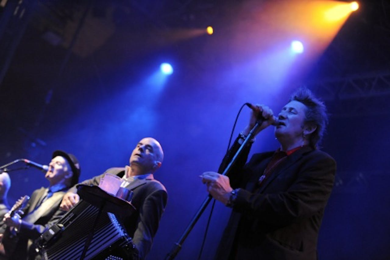 The Pogues. EPA
