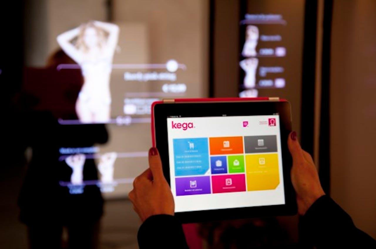 Kega richt op multichannel ervaring in fysieke winkel met nieuwe oplossingen