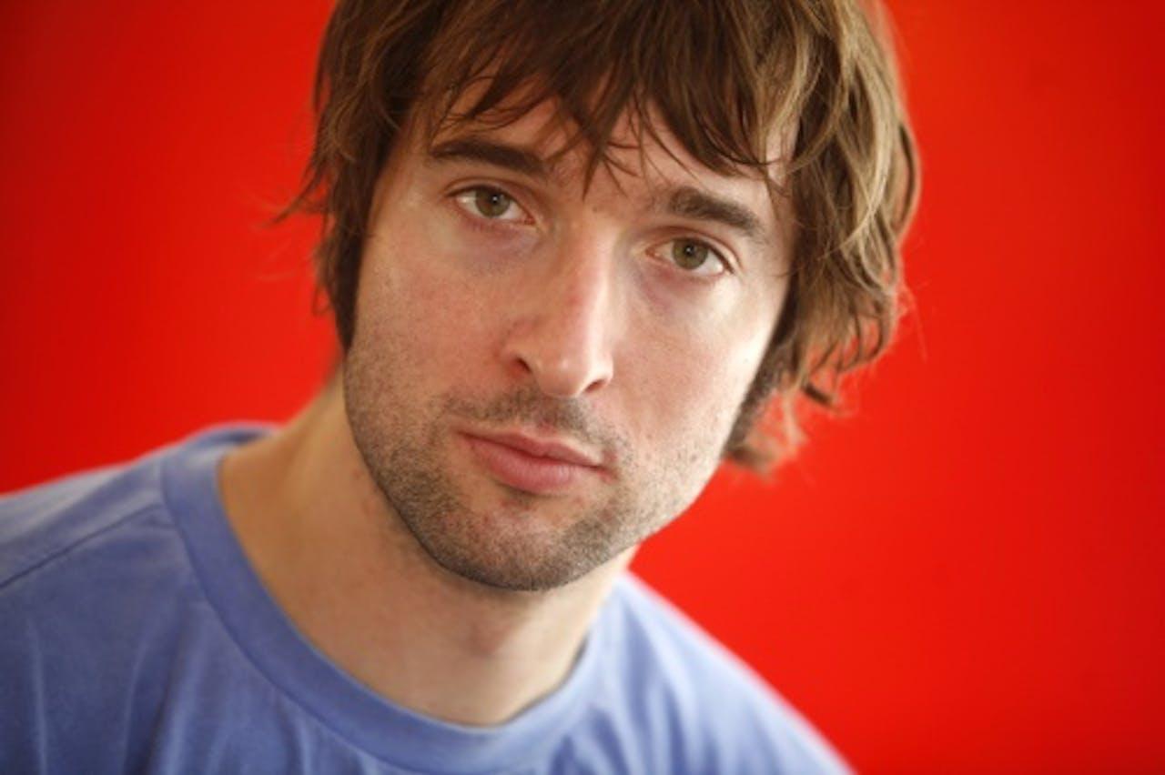 Jules Buckley (archiefbeeld 2009). ANP Kippa