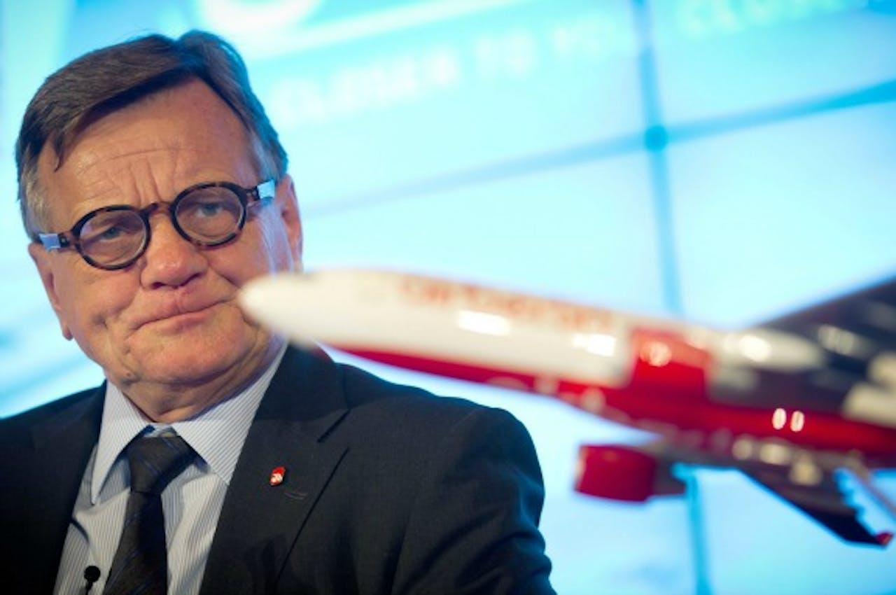 Hartmut Mehdorn, CEO Air Berlin