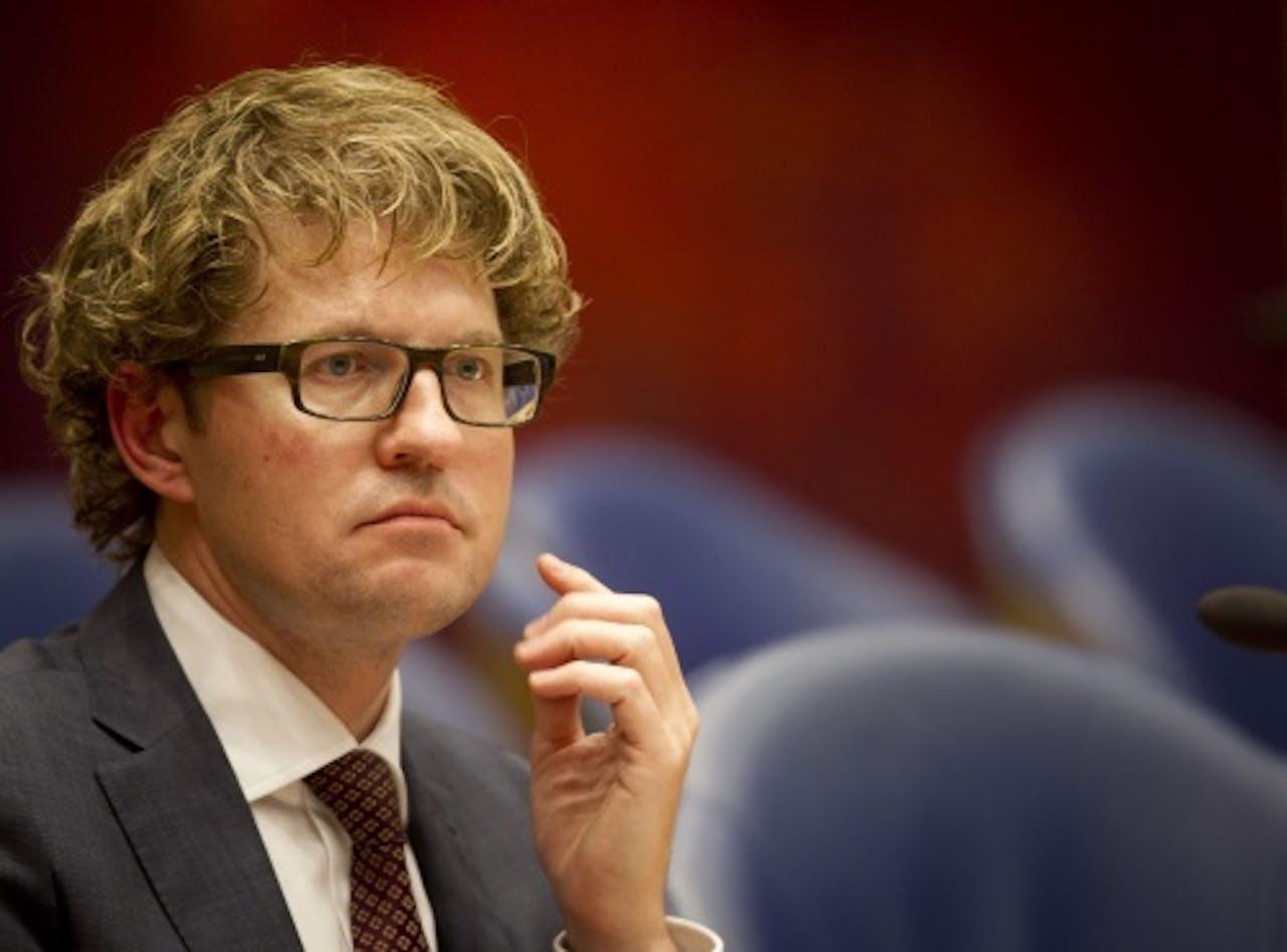 Staatssecretaris Sander Dekker. ANP