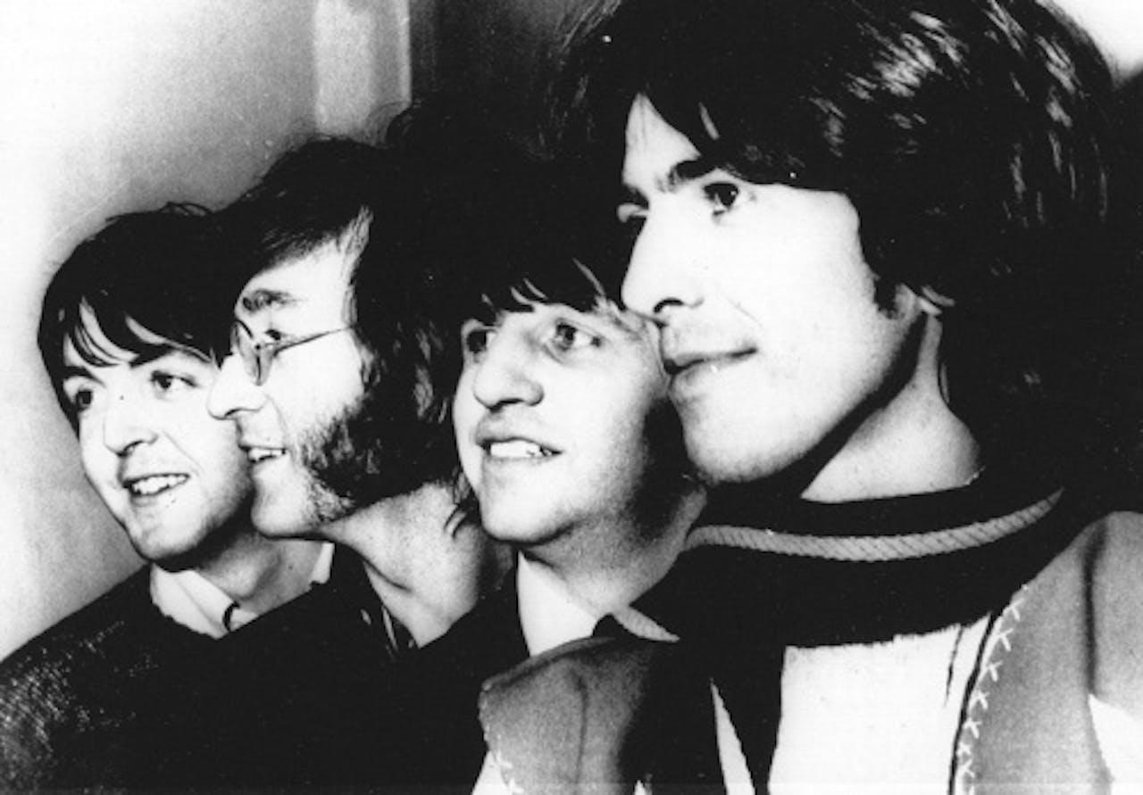 The Beatles. EPA