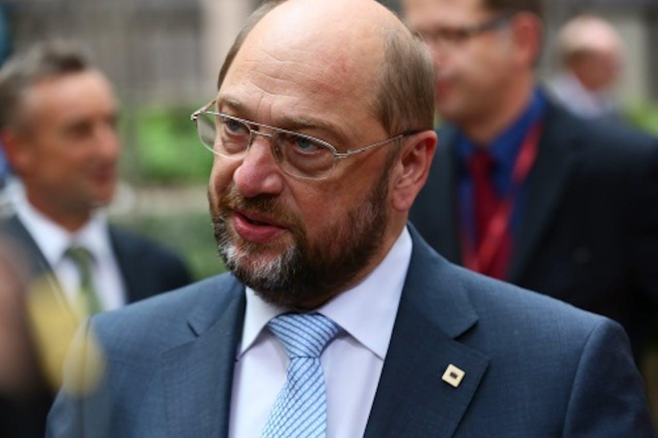 Martin Schulz. EPA