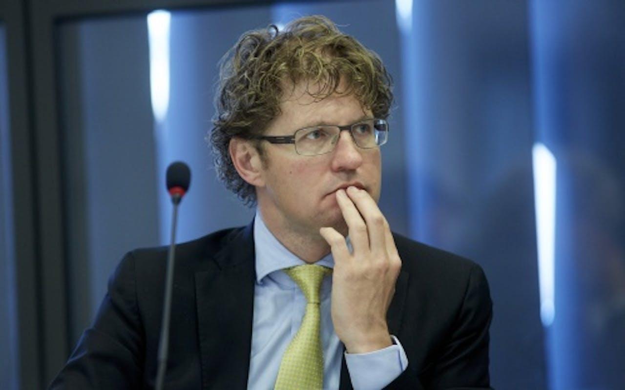 Sander Dekker. ANP