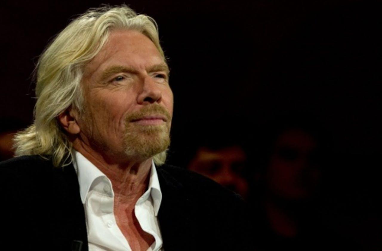 Richard Branson. ANP Kippa