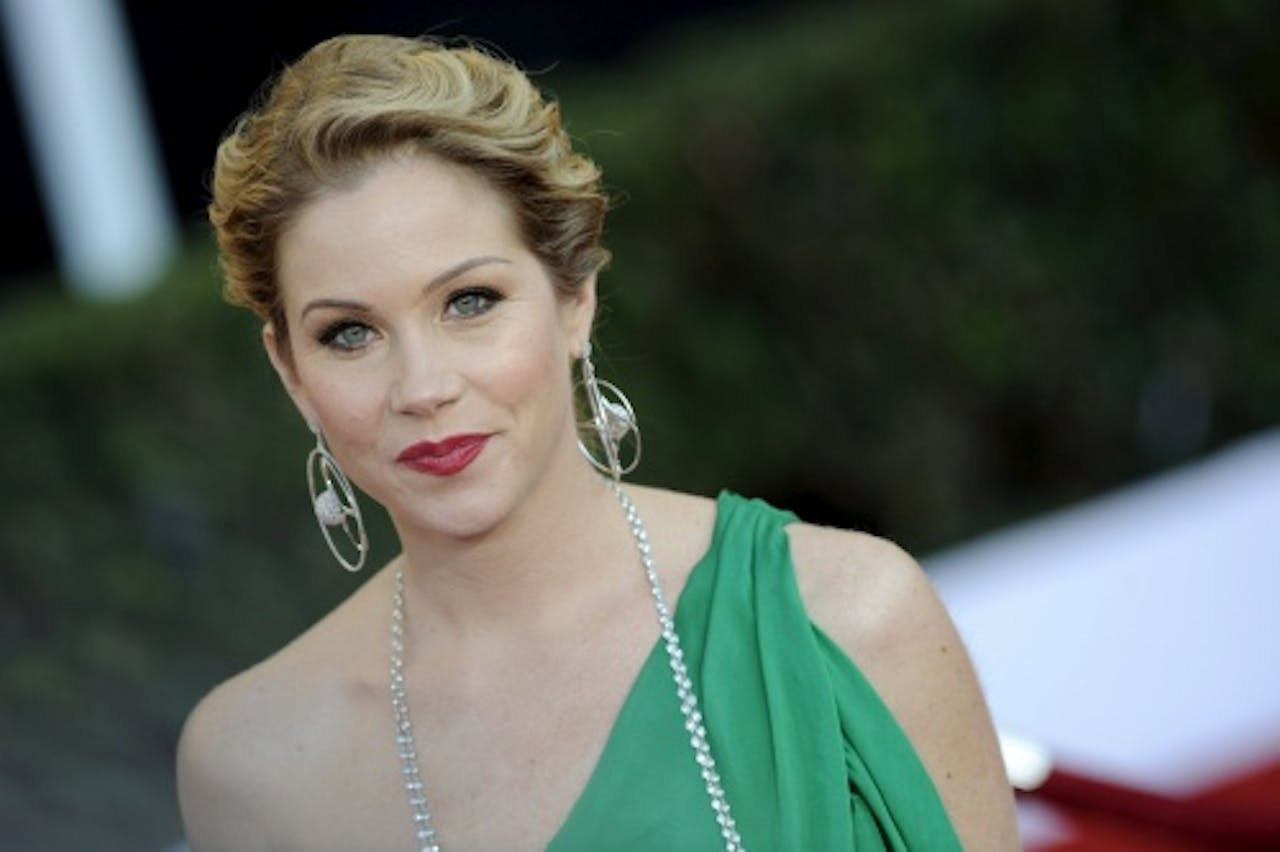 Christina Applegate, EPA