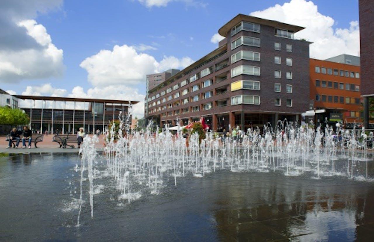Stadshart Amstelveen. ANP
