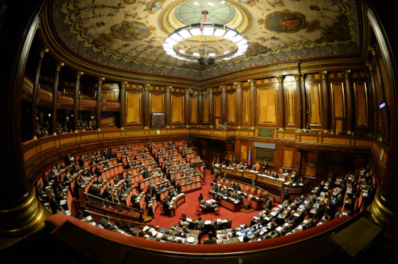 De Italiaanse Senaat
