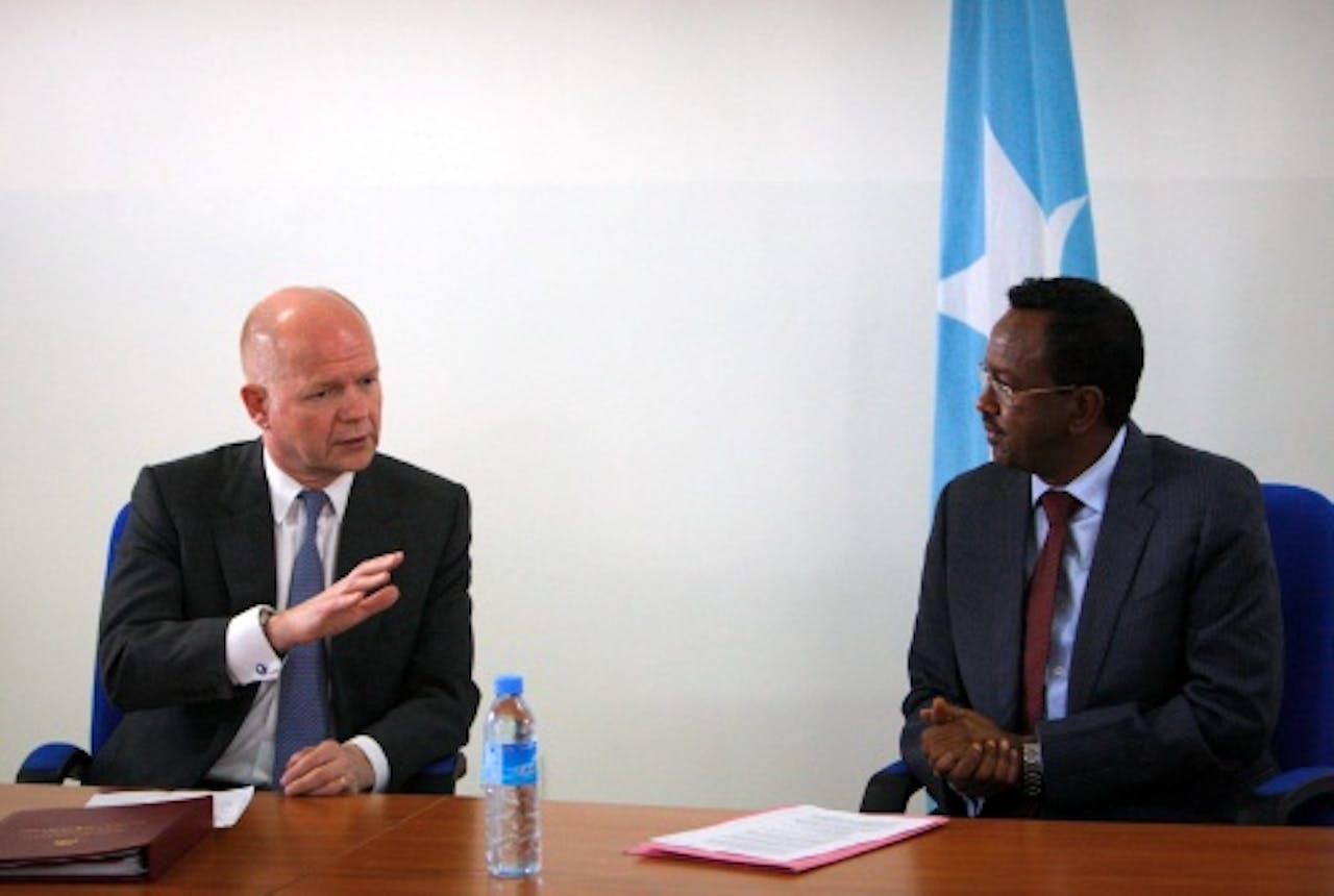 Abdi Farah Shirdon (R). EPA