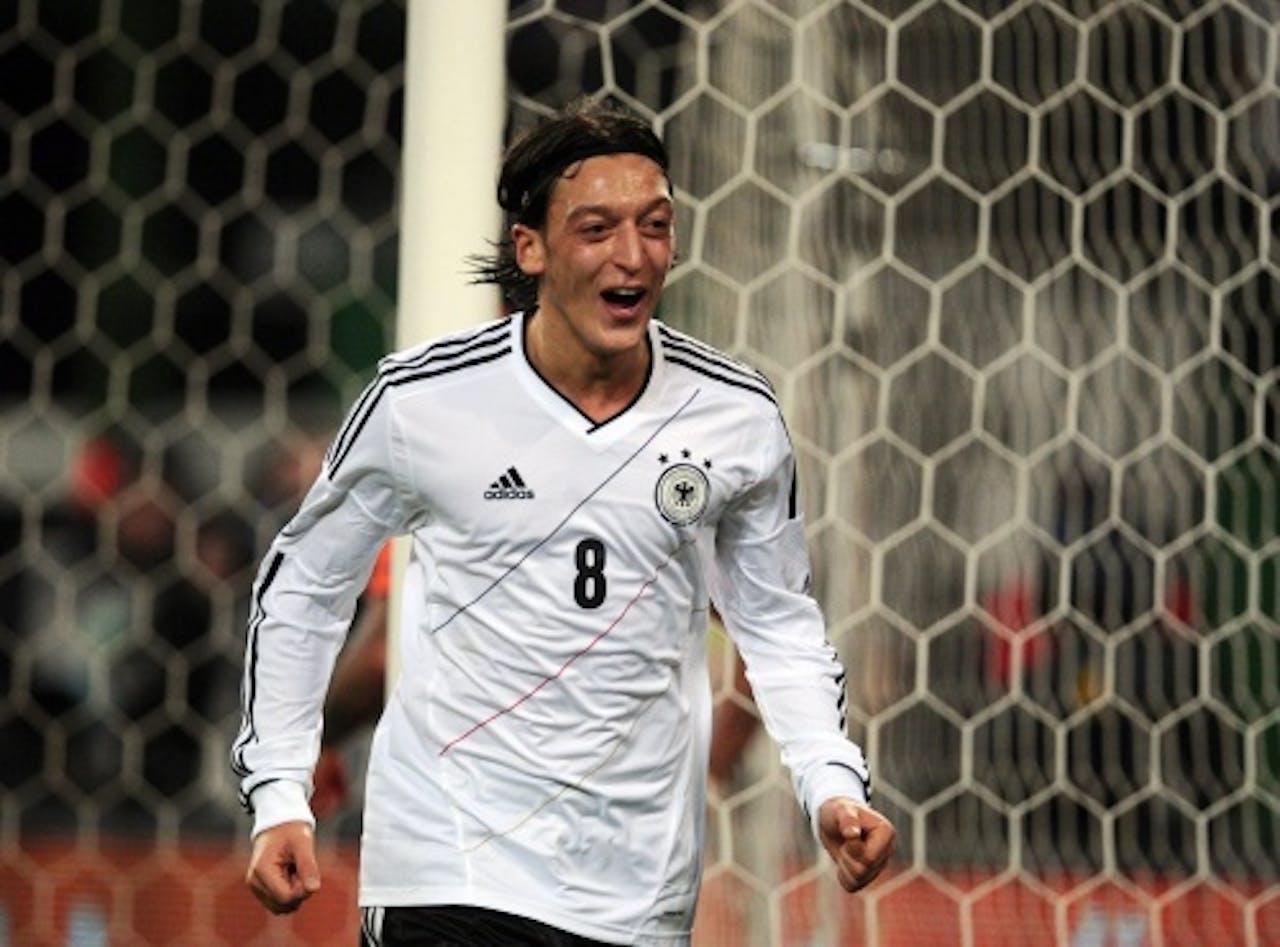 Mesut Özil. EPA