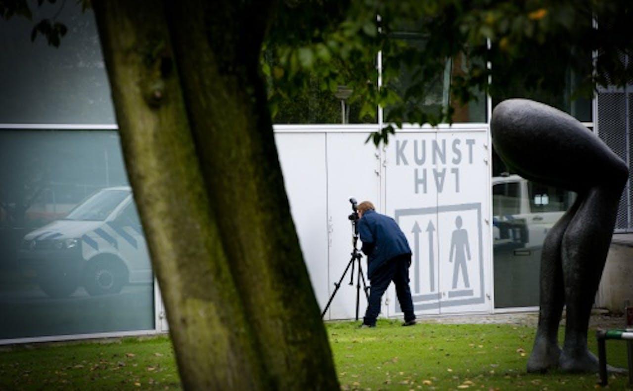 Kunsthal Rotterdam. ANP