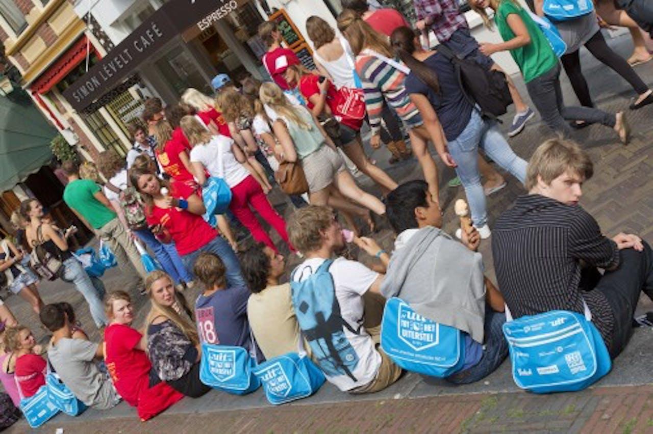 Introductieweek Utrecht 2012. ANP