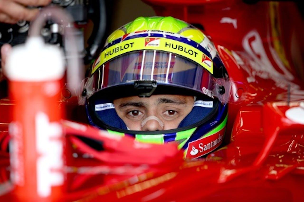 Felipe Massa. EPA