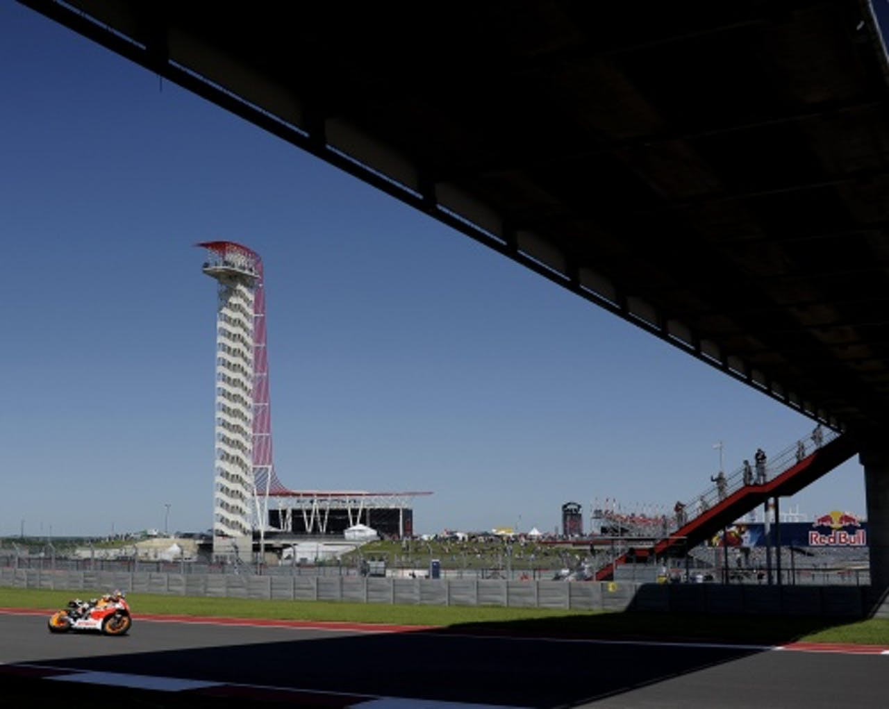Circuit van Austin. EPA