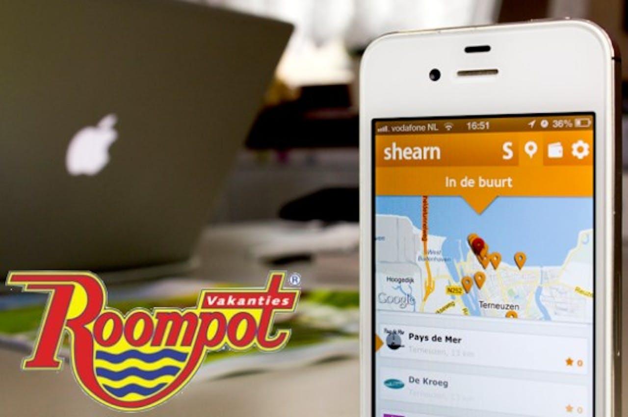 Roompot vraagt klant feedback via Shearn