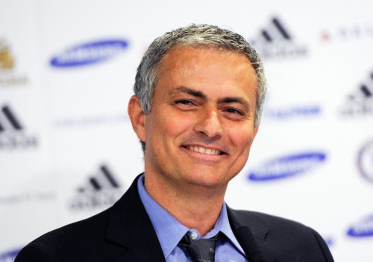 José Mourinho. EPA