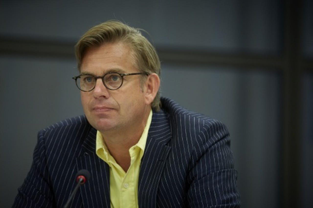 Gerard Schouw. ANP