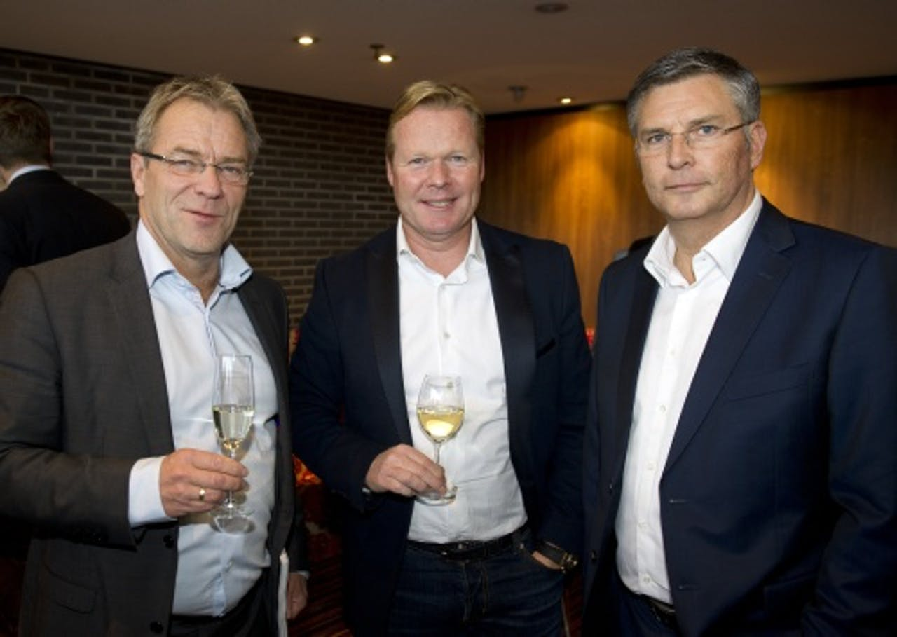 Martin van Geel (R). ANP