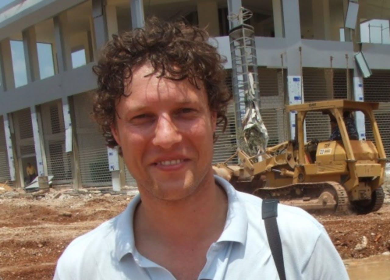 Jeroen Oerlemans werd vorig jaar ontvoerd.