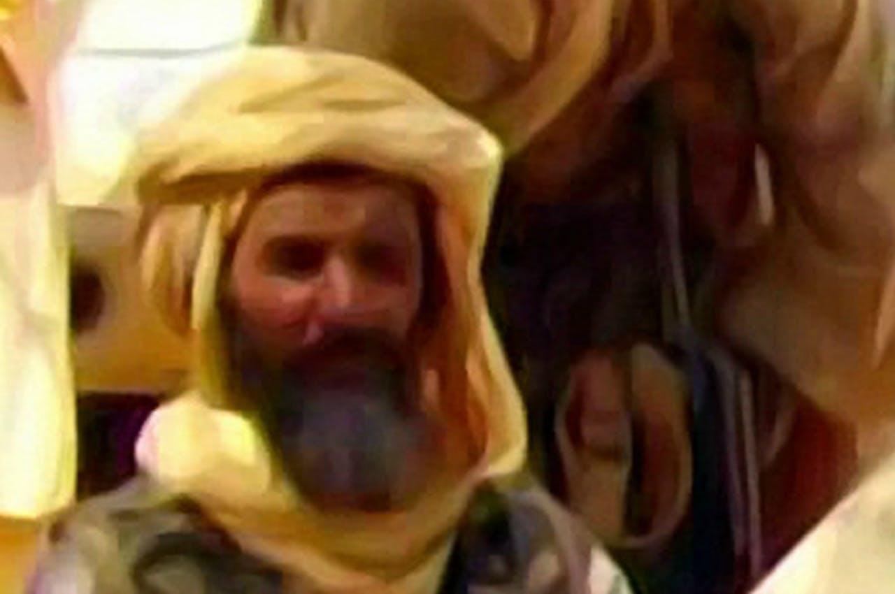 Abu Zeid in september 2010