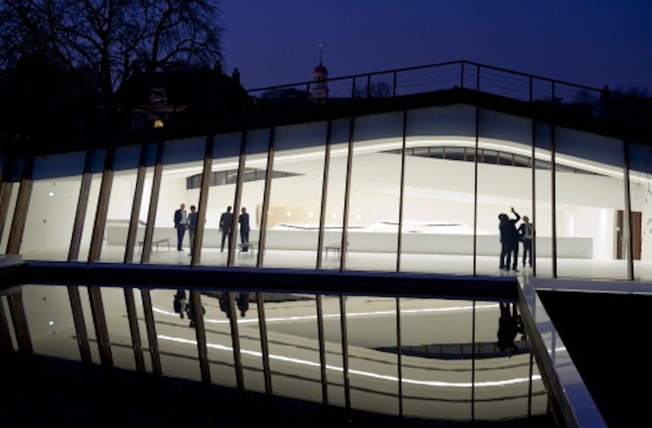 Drents museum. ANP Royal