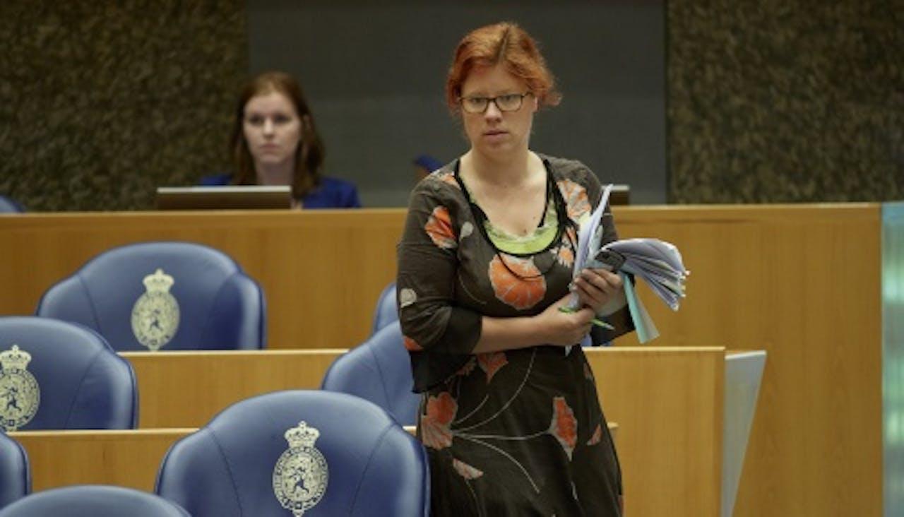 Linda Voortman. ANP