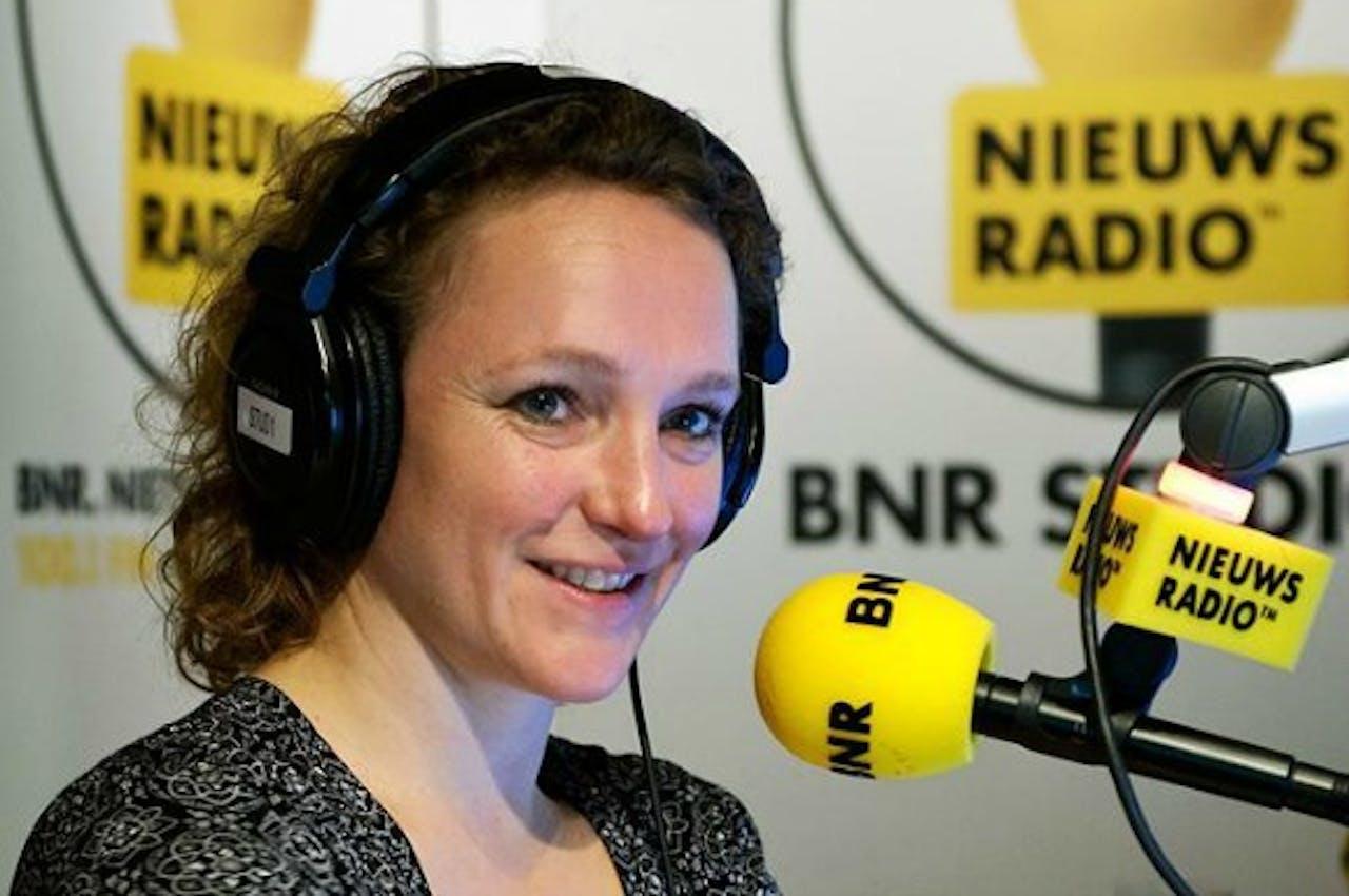 SP-Kamerlid Renske Leijten