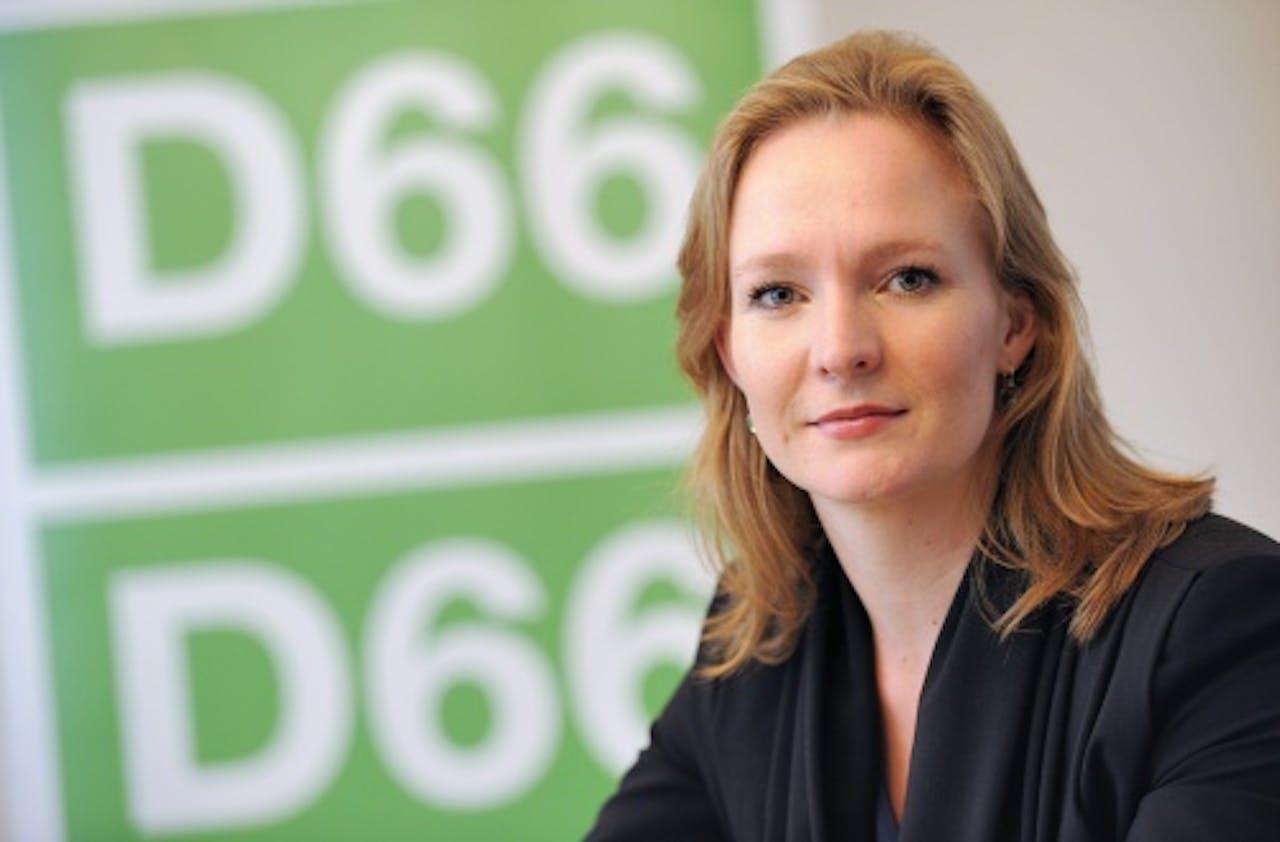 Marietje Schaake. ANP
