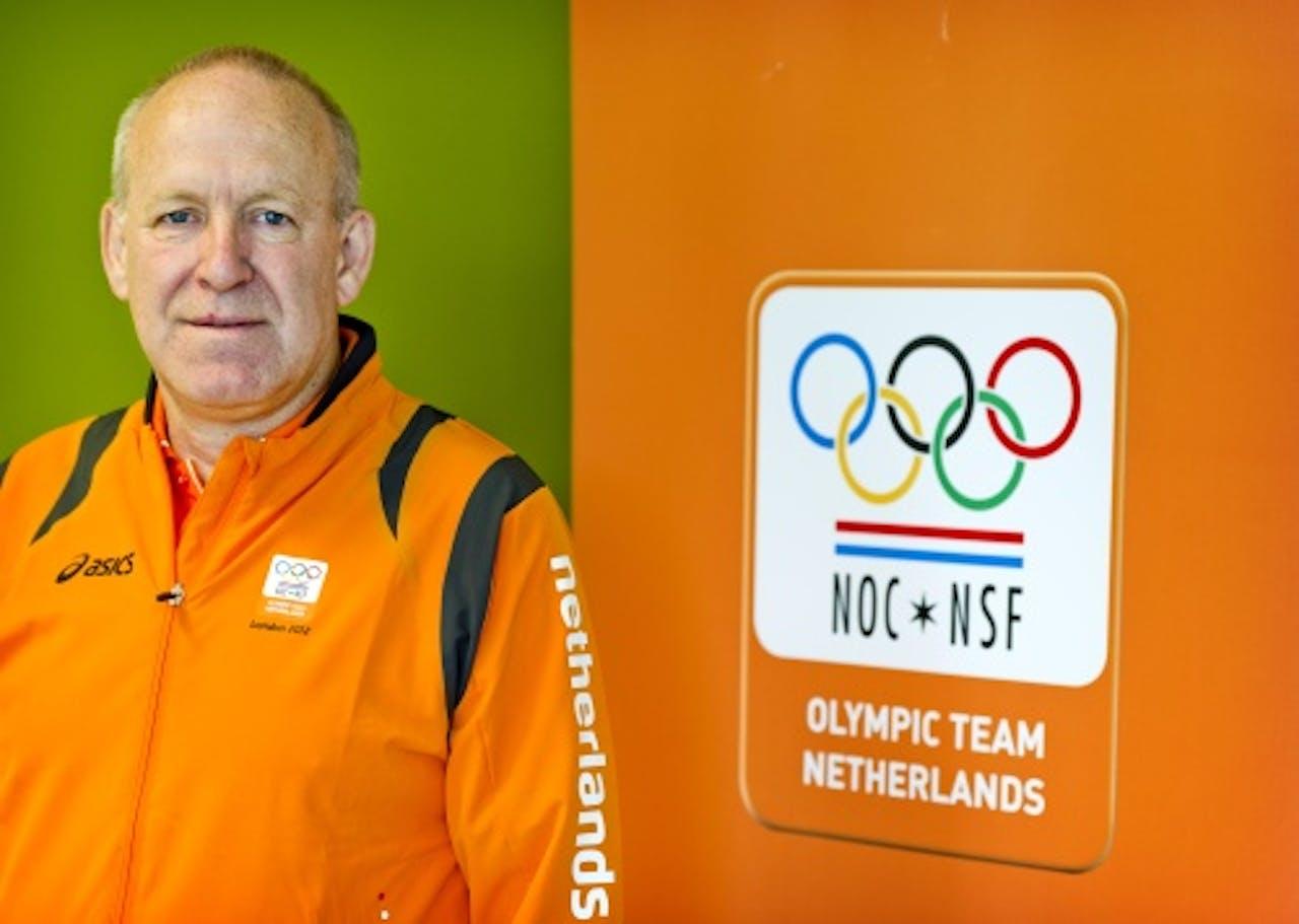 Johan Lammerts, ANP