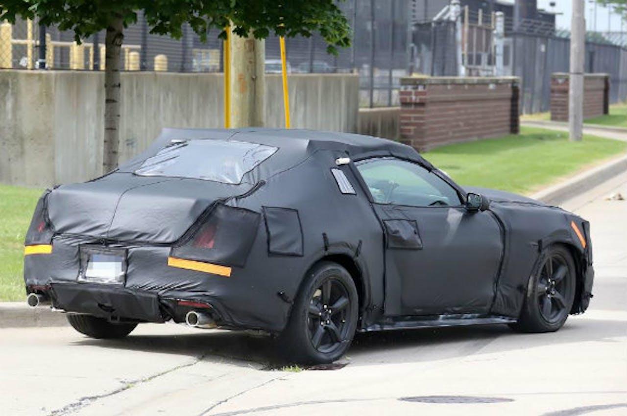 Nieuwe Mustang