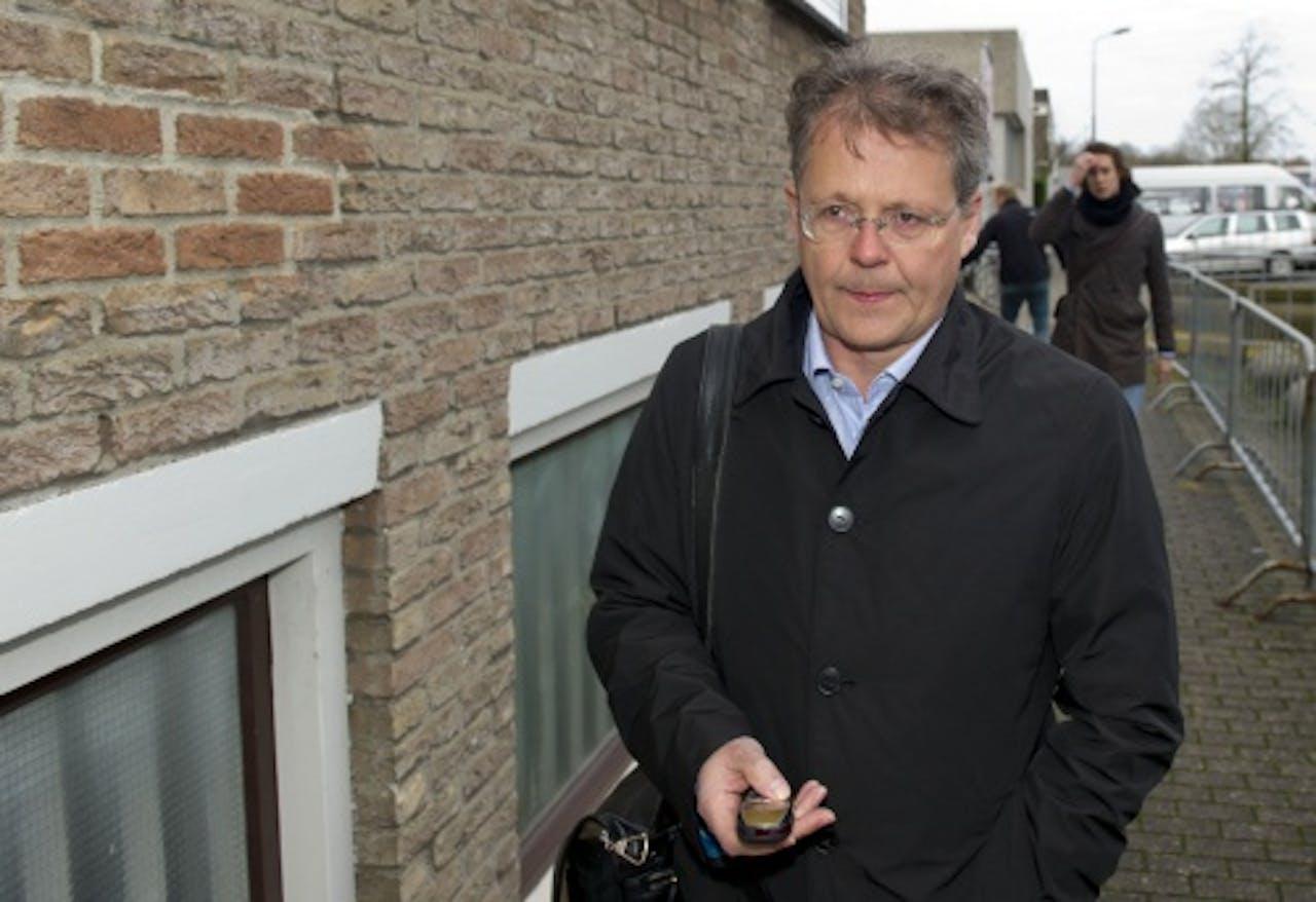 Nico Meijering. ANP