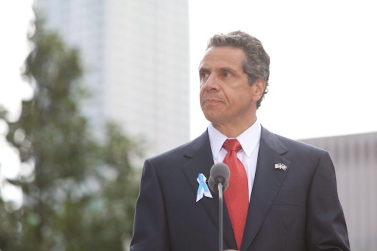 Andrew Cuomo. EPA