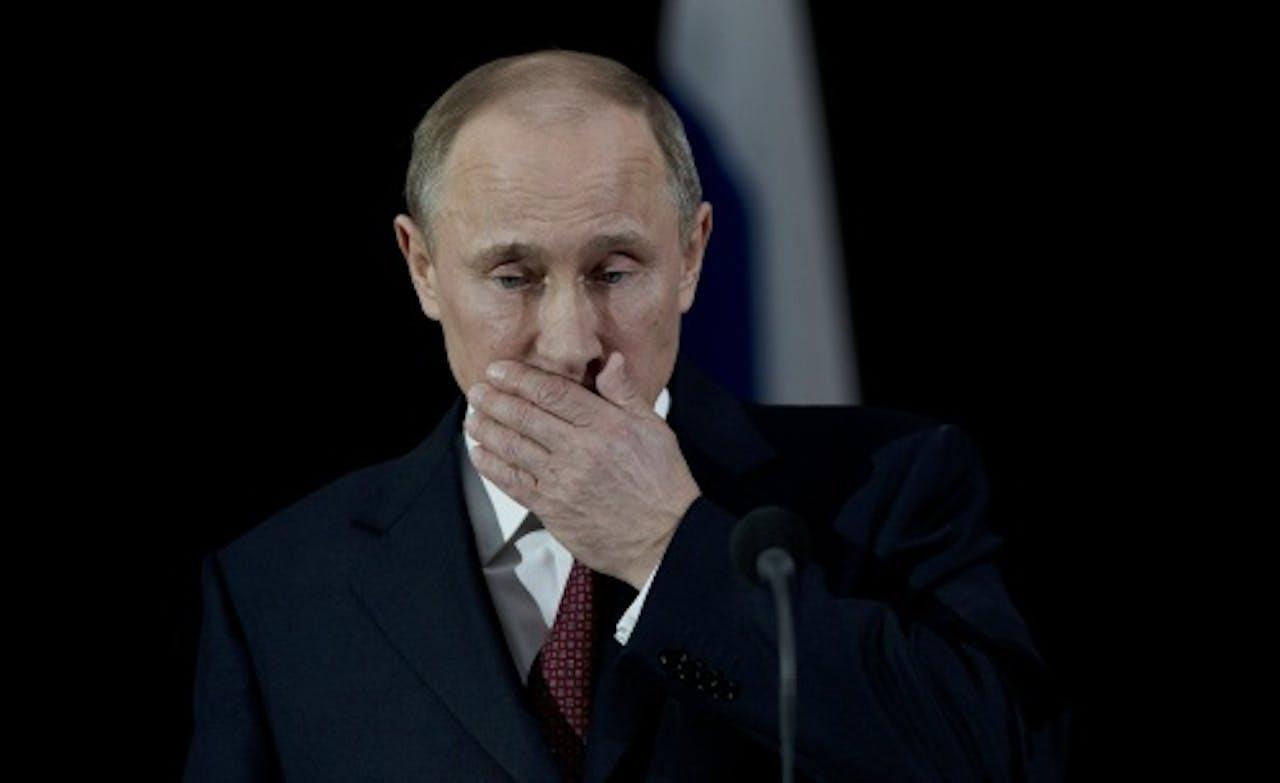Poetin. ANP