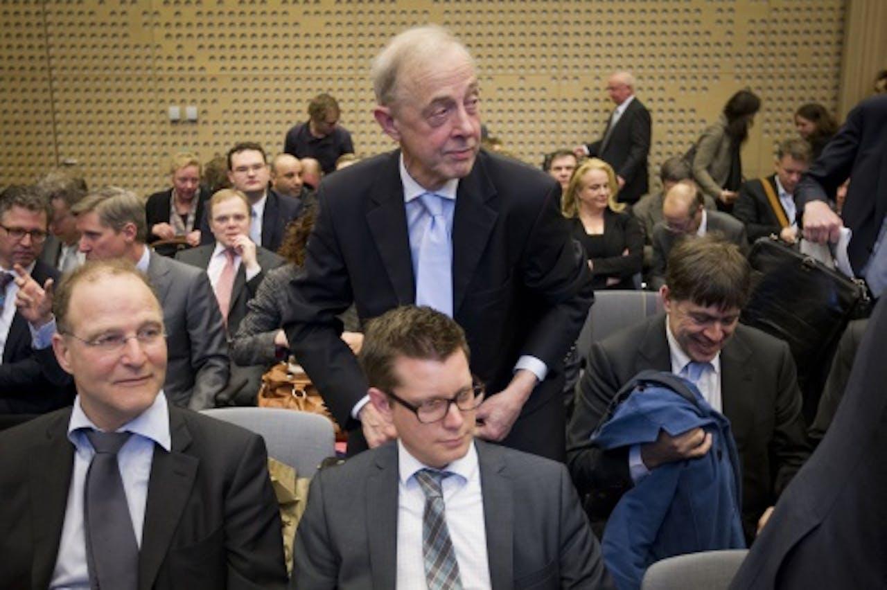 Pieter Lakeman (M). ANP