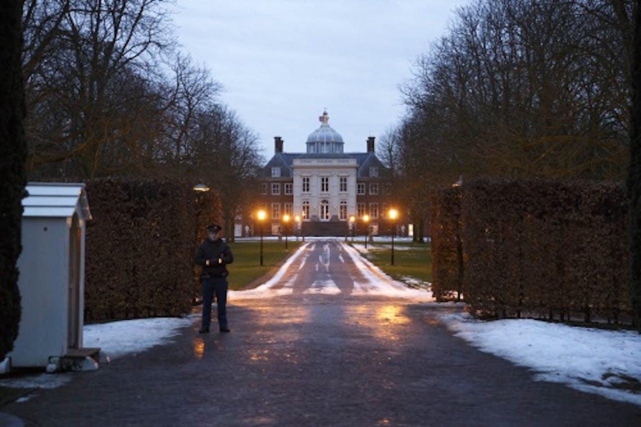 Paleis Huis ten Bosch, waar koningin Beatrix aankondigde afstand te doen van de troon. ANP
