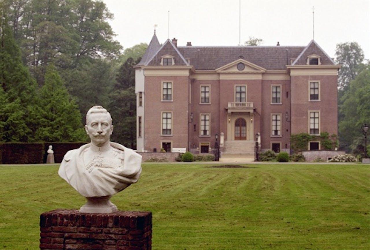 Huis Doorn. ANP