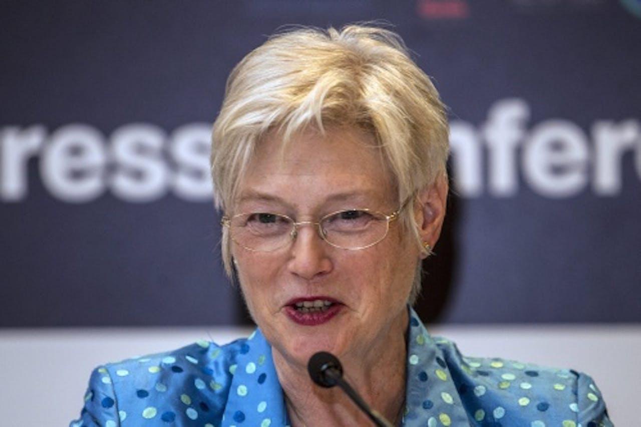 Maria van der Hoeven. EPA