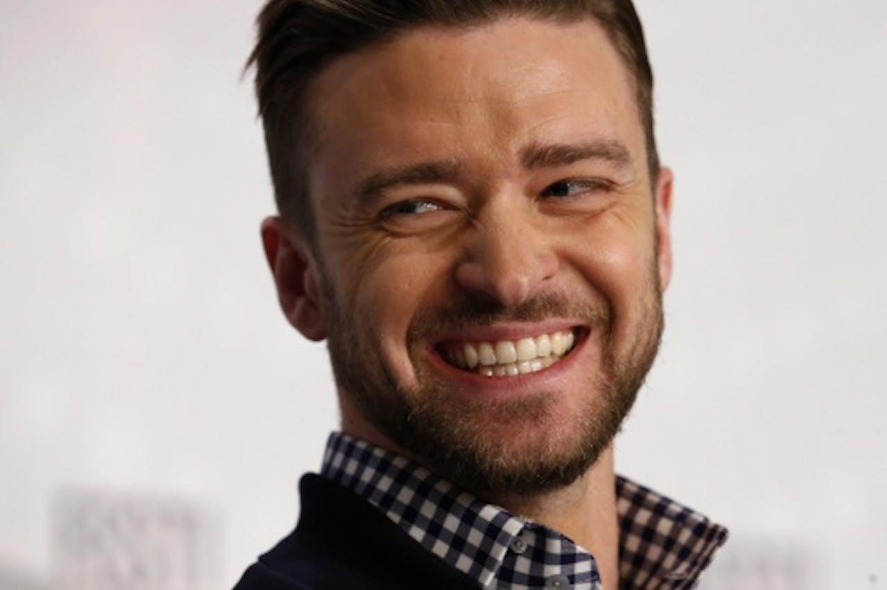 Justin Timberlake. EPA
