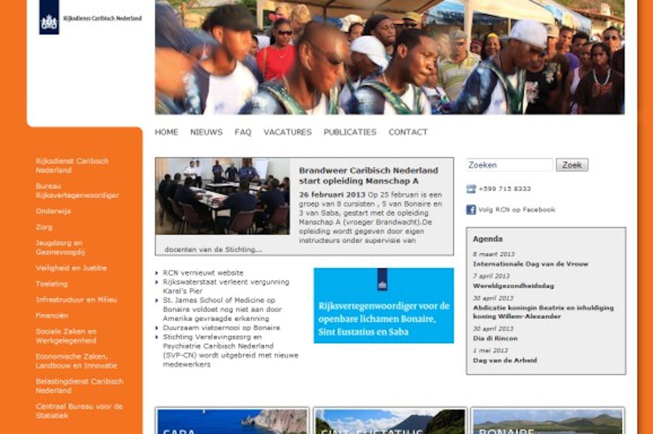 Rijksdienst CN maakt informatie beter vindbaar met nieuwe website