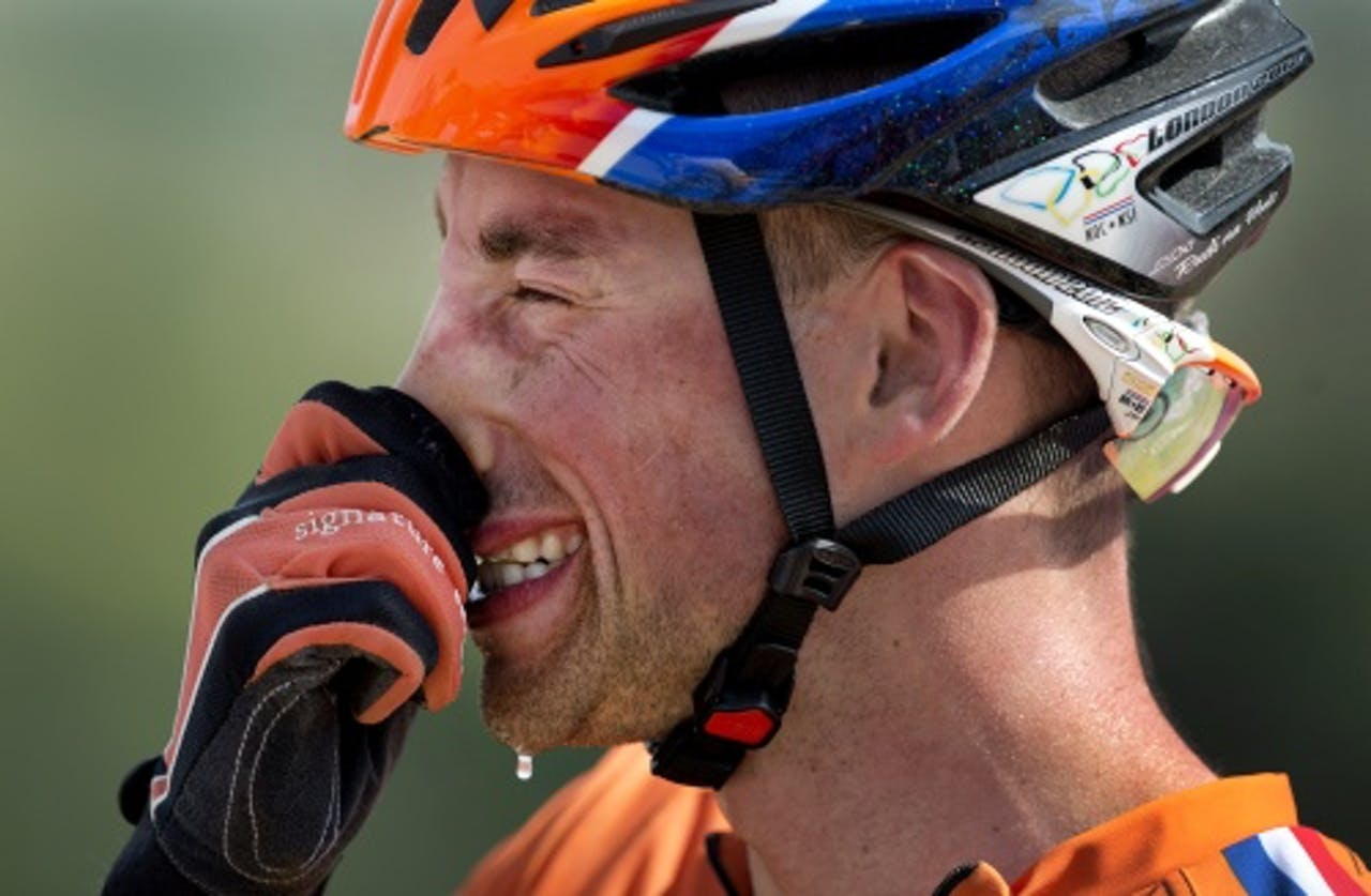 Rudi van Houts. ANP