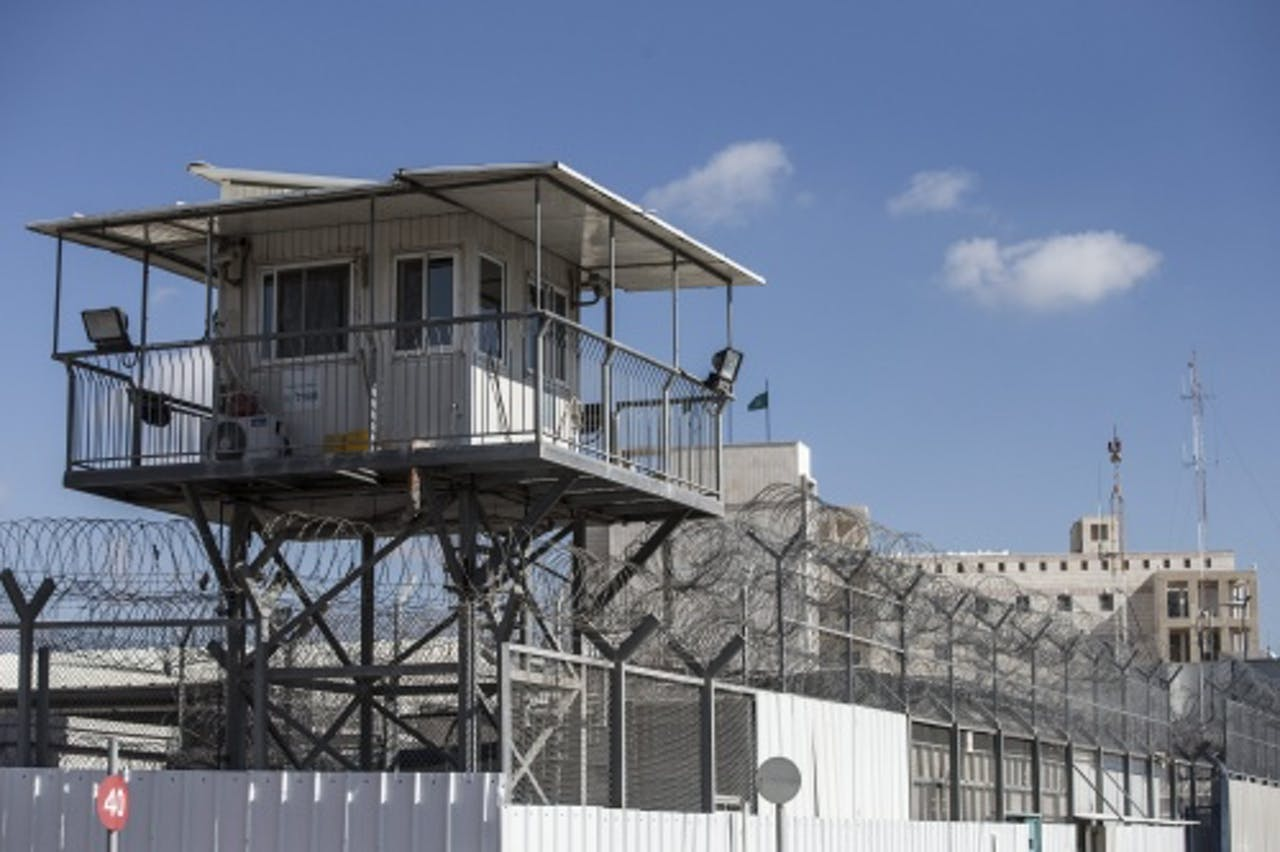 De Ayalon gevangenis. EPA