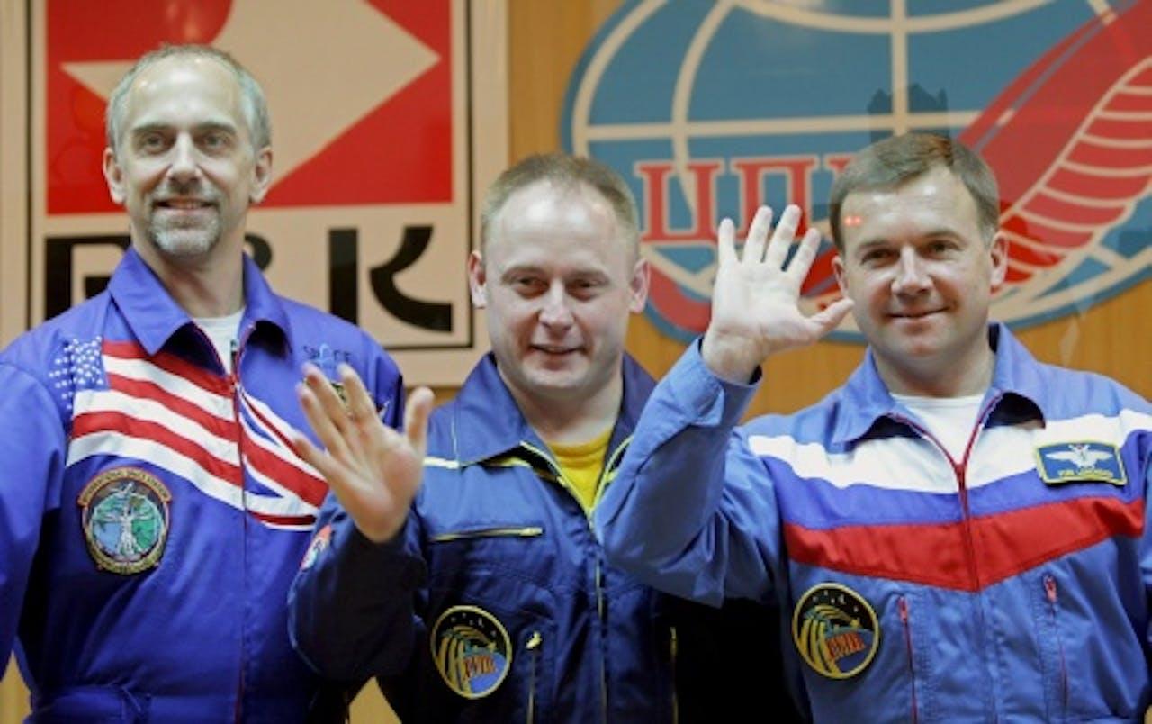 (Archieffoto 11-10-2008, Joeri Lonchakov (M)). EPA