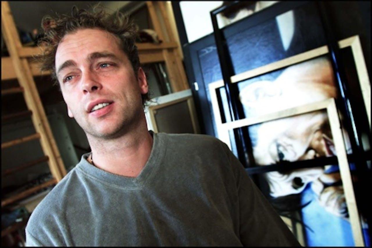 Marcel Brood (archieffoto 2001). ANP
