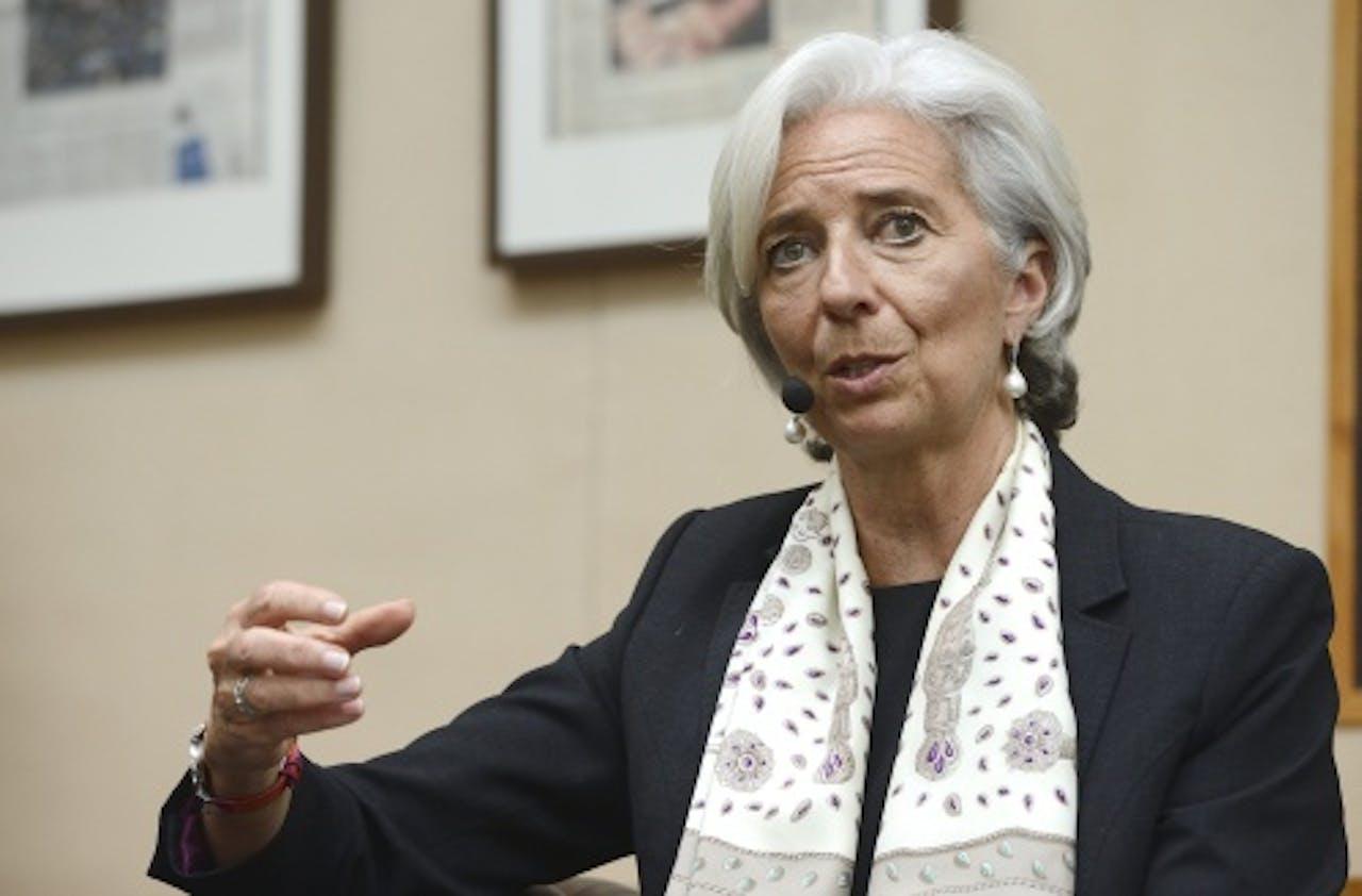 Christine Lagarde. ANP