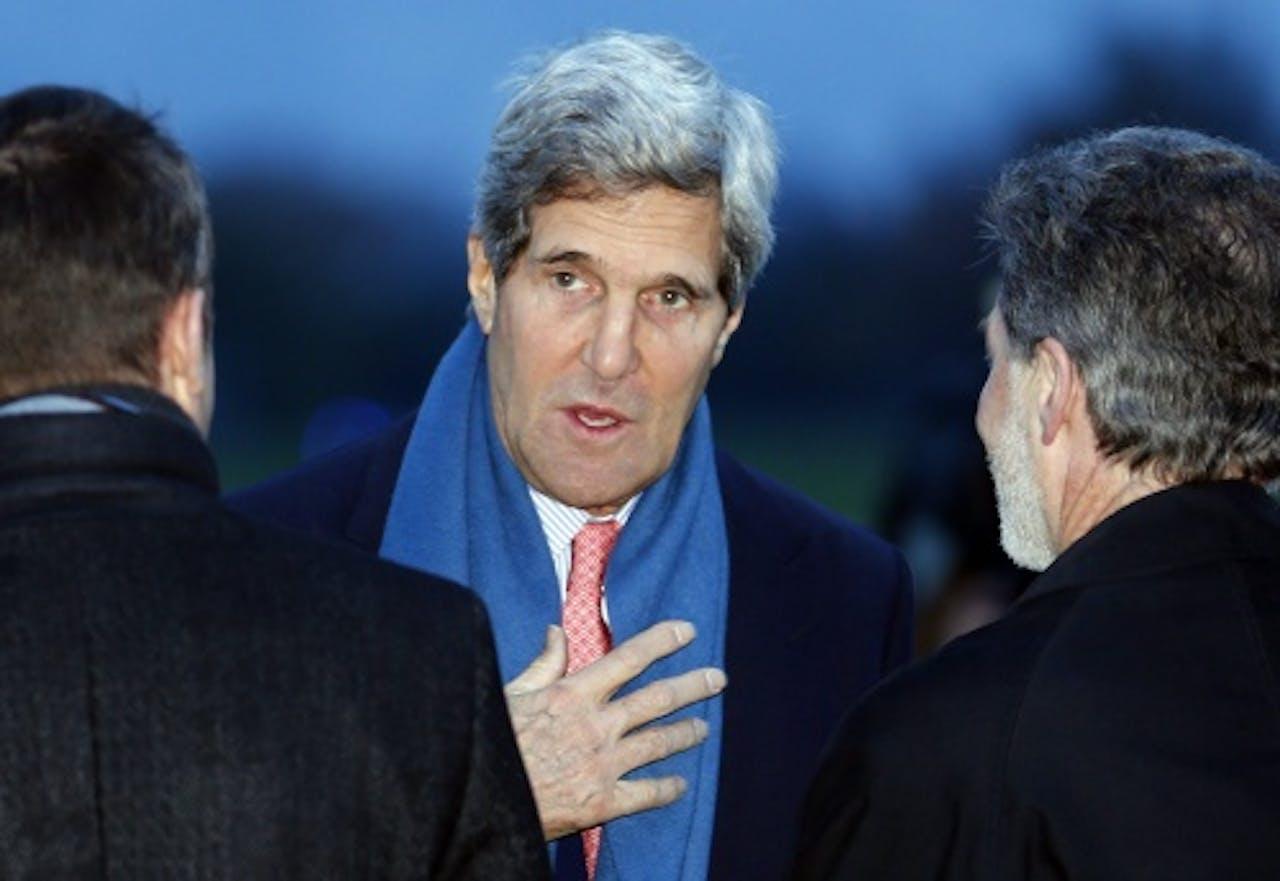 John Kerry. EPA