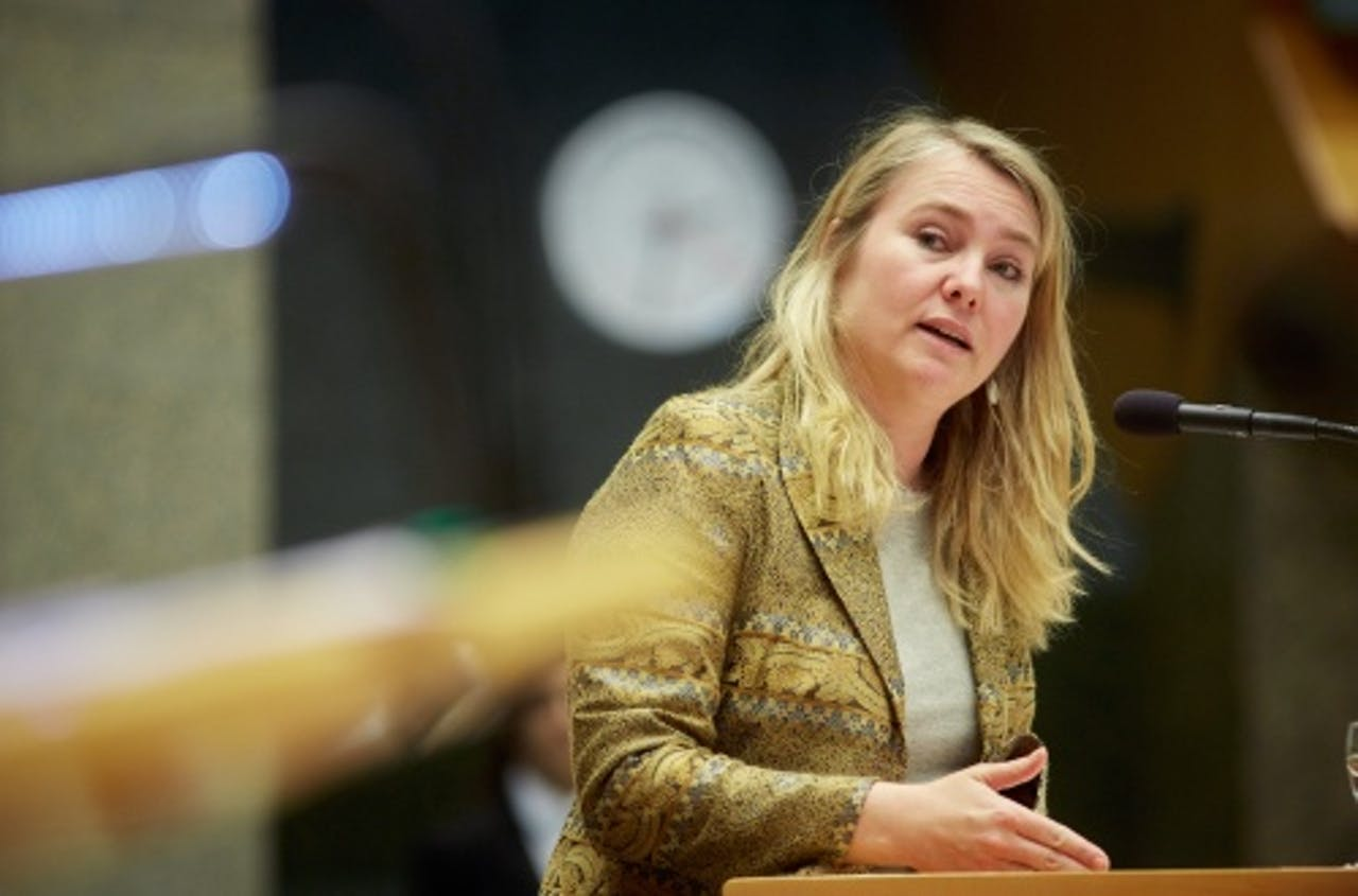 Melanie Schultz van Haegen. ANP