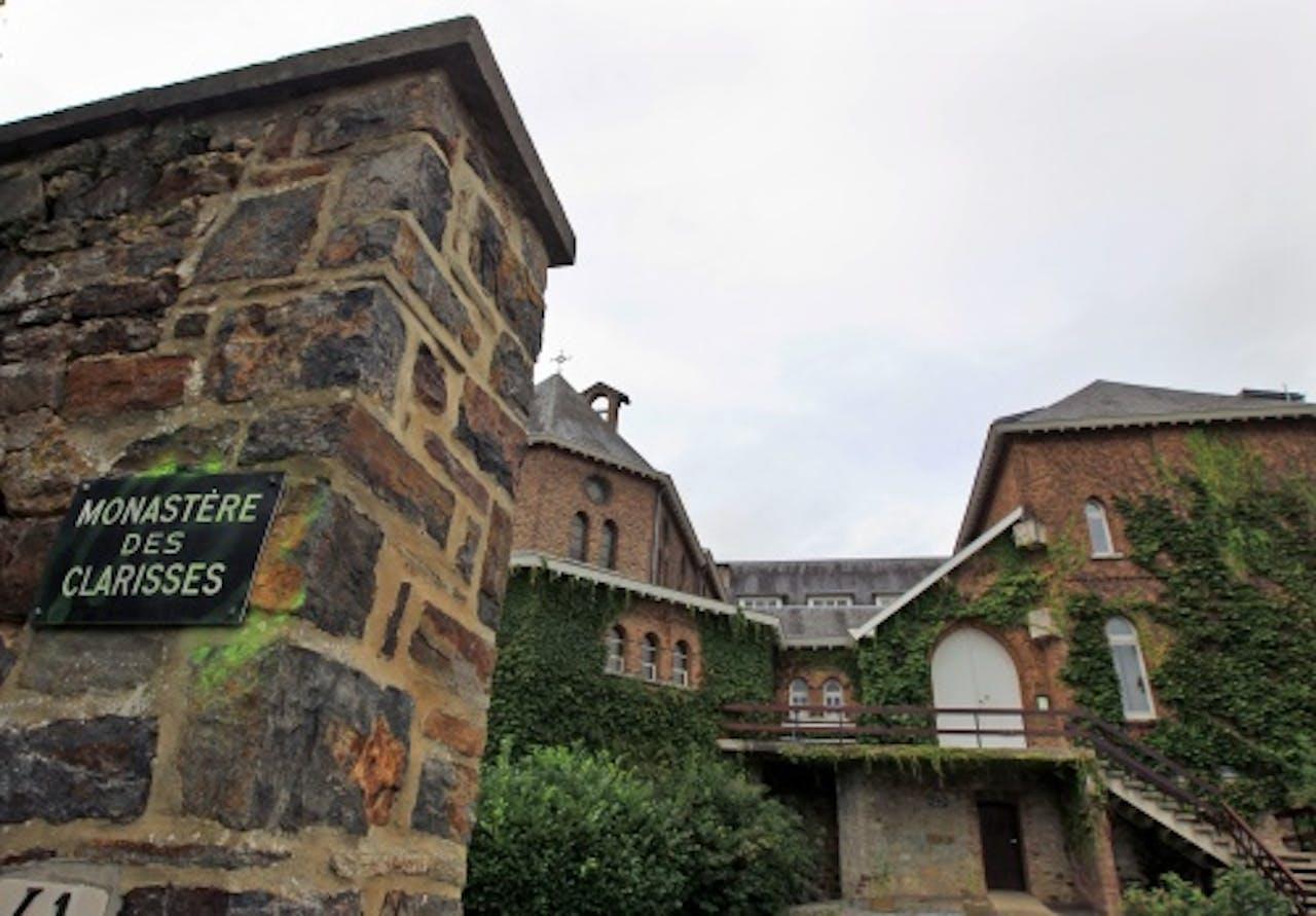Het klooster van Malonne. EPA