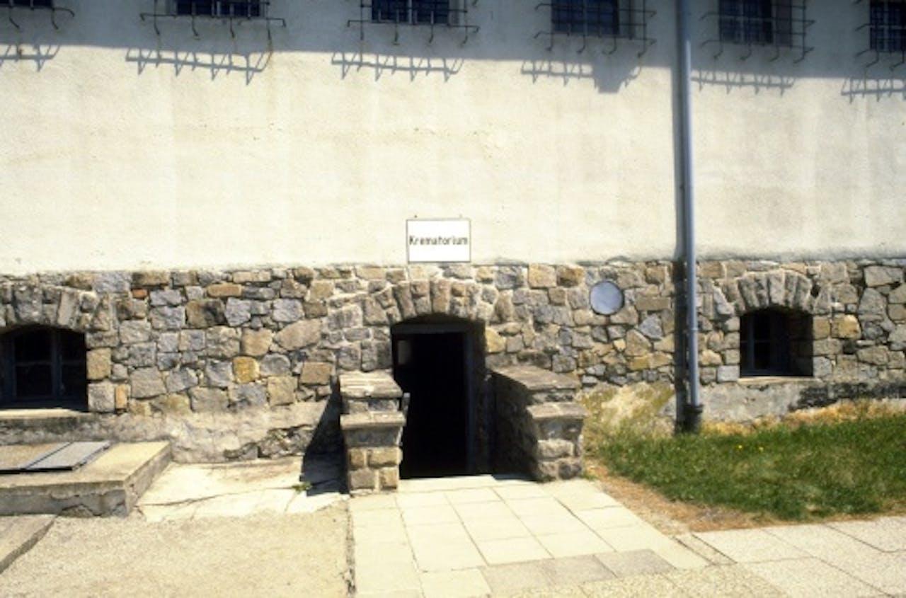 Concentratiekamp Mauthausen, ANP
