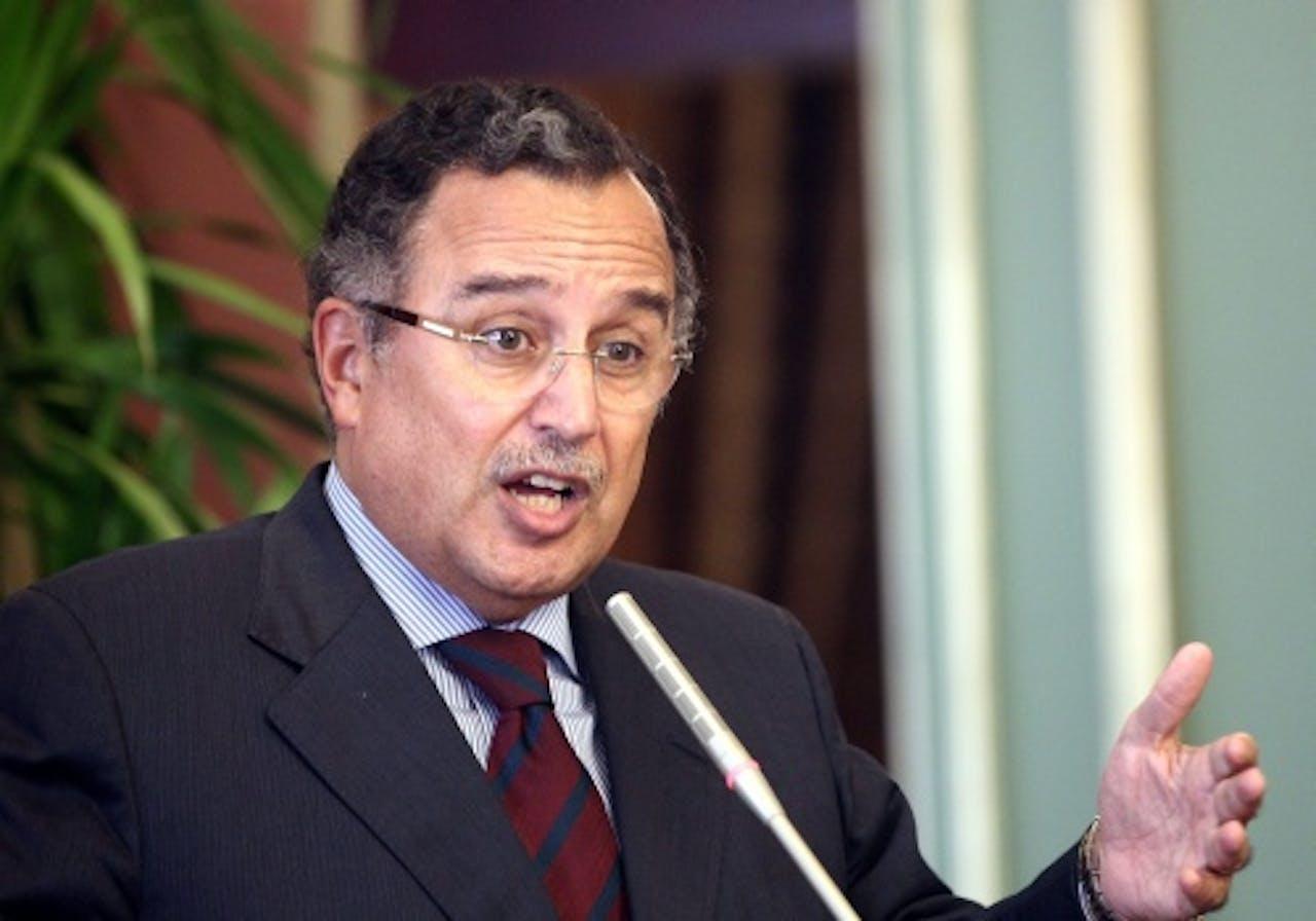 Nabil Fahmy. EPA