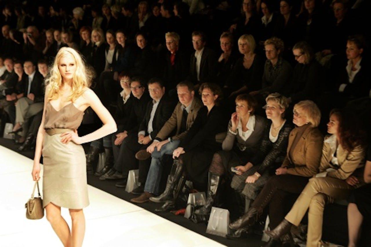 Modeshow Claudia Sträter, ANP